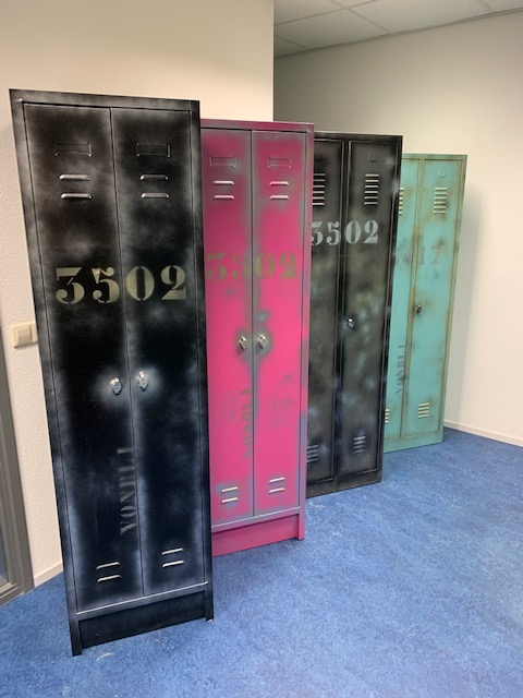 Vonbli 3417 lockers